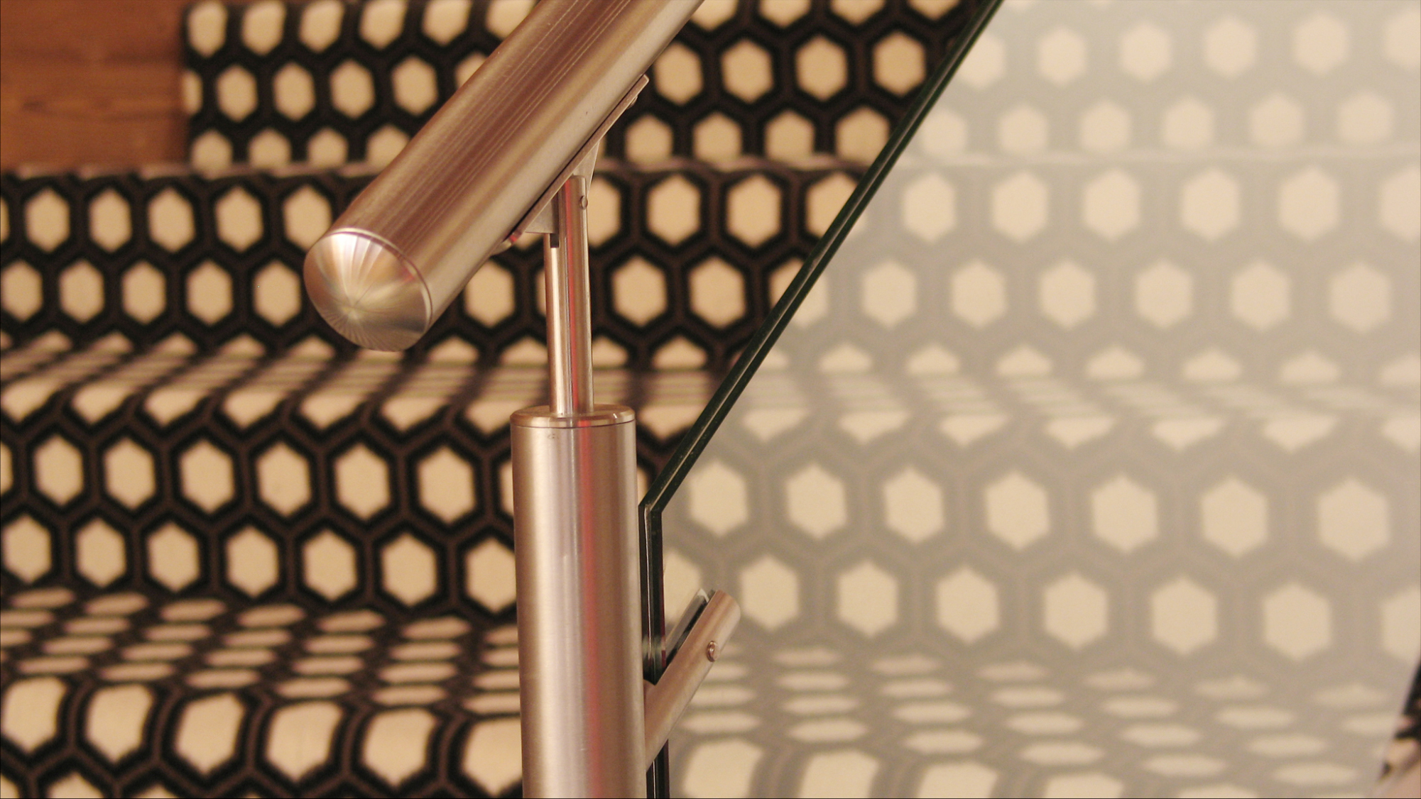 Gyger Glasgeländer 03 Metallbau Geländer Thun Bern Schweiz
